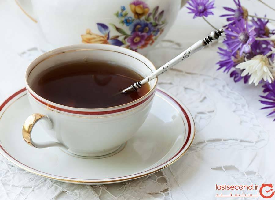 چای ارل گری انگلیسی