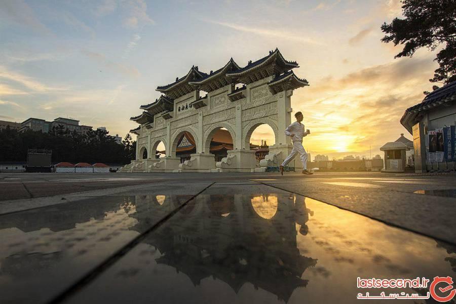 یادبود ملی چیانگ کای شک، تایوان