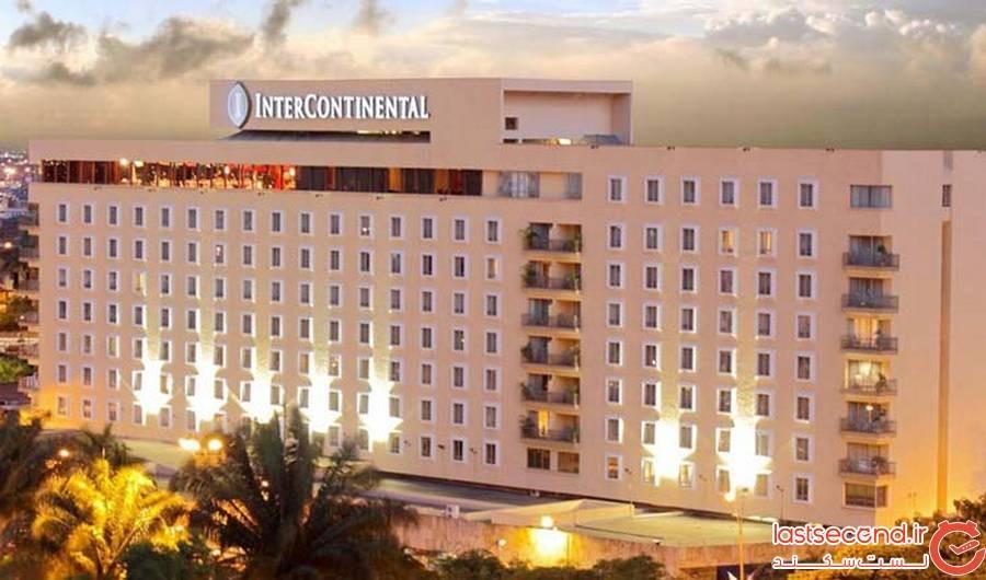 بزرگ ترین و معروف ترین هتل های زنجیره ای دنیا