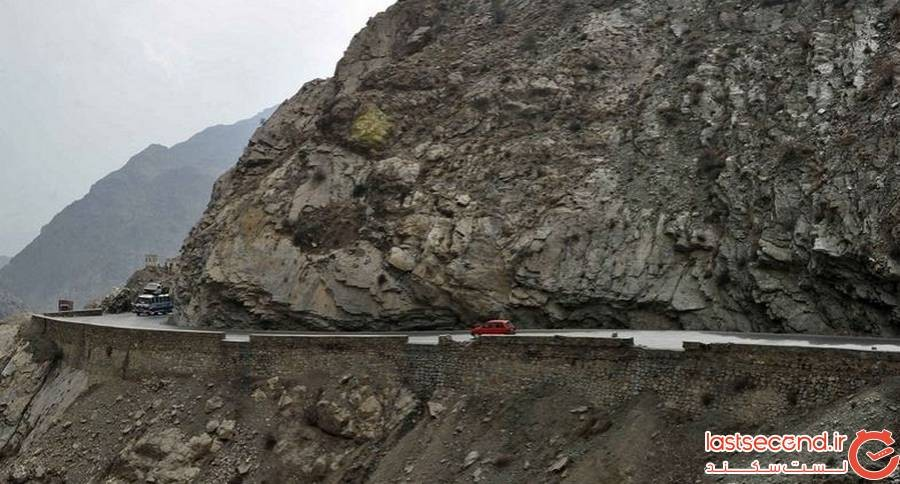 جاده جلال آباد-کابل، افغانستان