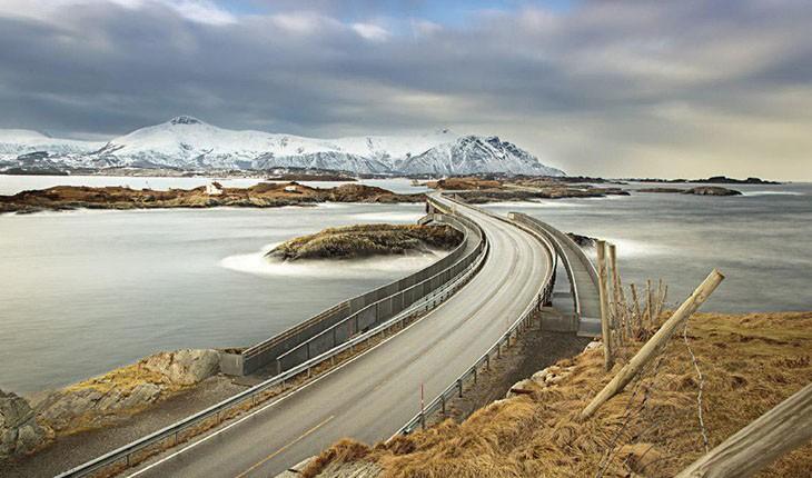 10 جاده خطرناک دنیا