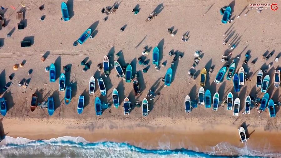 زیباترین تصویرهای هوایی از سریلانکا