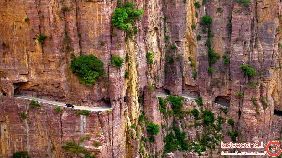 Guoliang Tunnel، چین