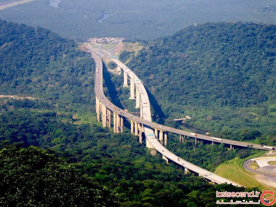بزرگراه مرگ، برزیل