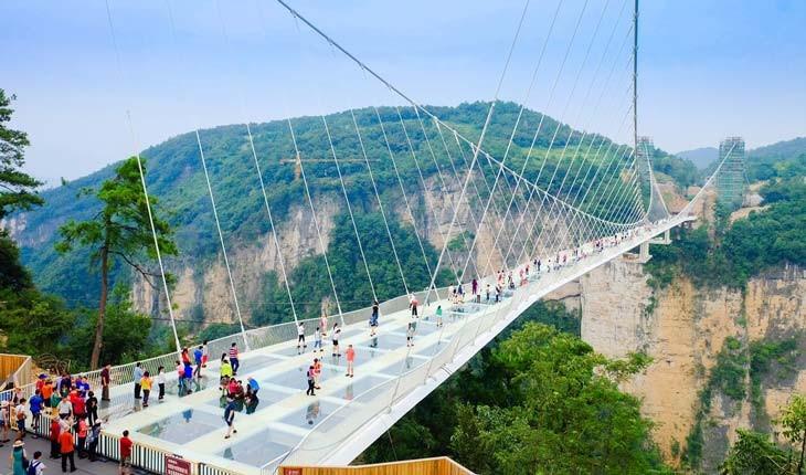 وحشتناک ترین پل های جهان!