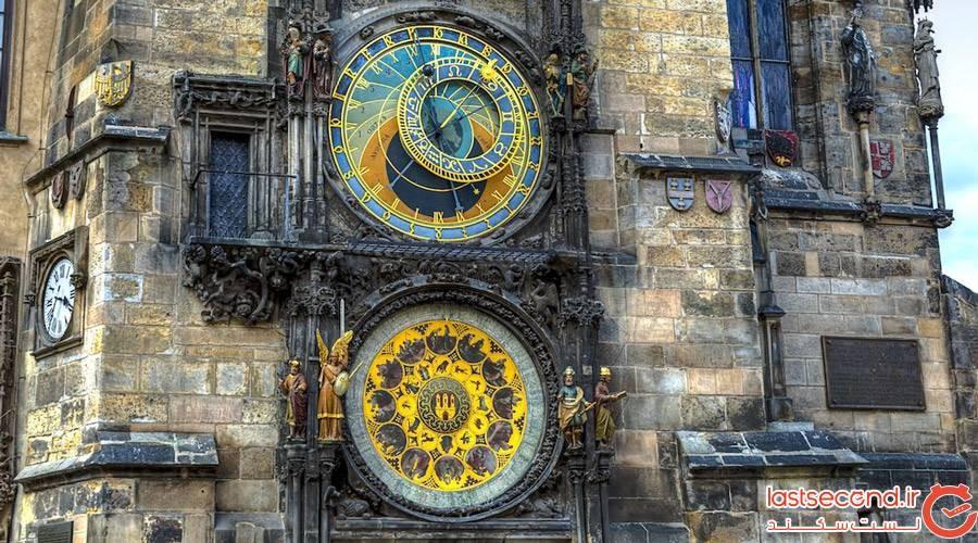 برج ساعت نجومی پراگ، جمهوری چک