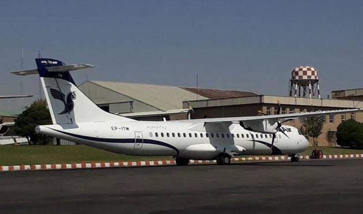 ورود 5 فروند هواپیمای ATR به ایران