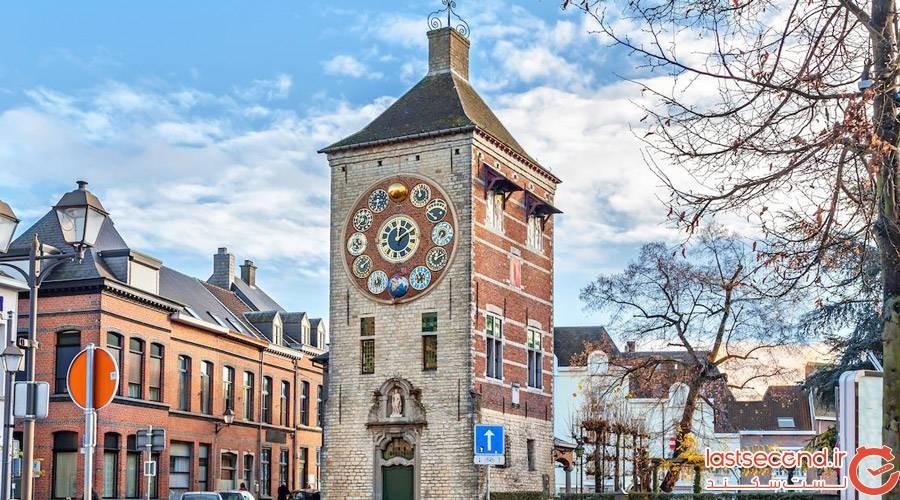 برج ساعت جوبیلی (Jubilee) ، لیر (Lier)، بلژیک