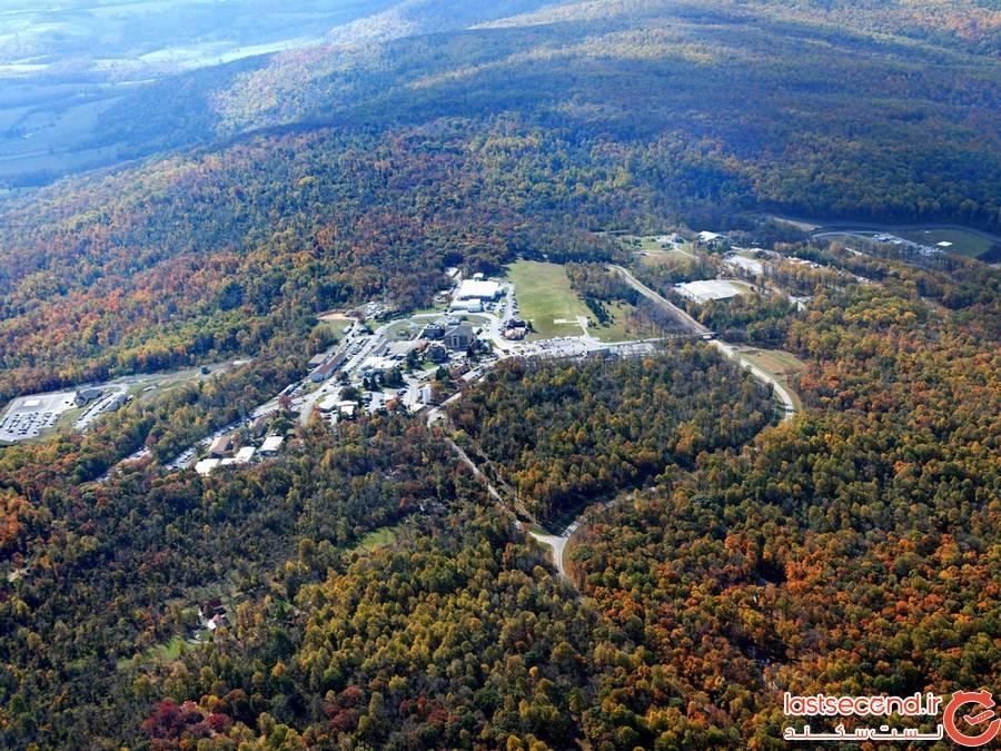 مرکز عملیات اضطراری غیر نظامی، ویرجینیا