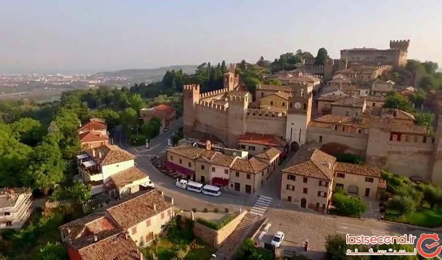 گرادارا، زیباترین شهر بازمانده از قرون وسطی