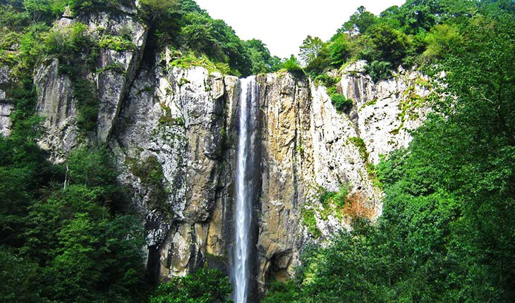 آبشار لاتون، بلندترین آبشار ایران