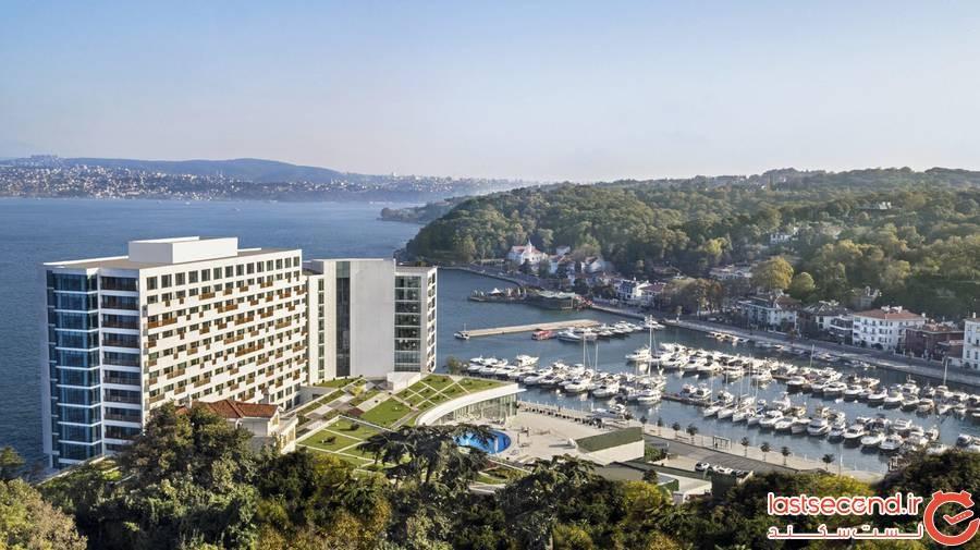 هتل گرند تارابیا استانبول
