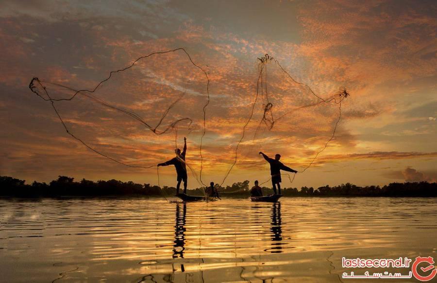 بهترین تورهای ماهیگیری دنیا