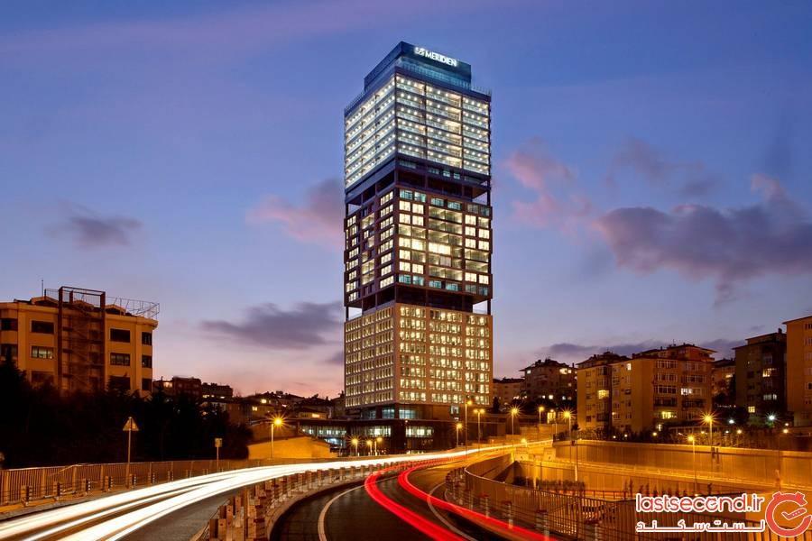 هتل لمردین اتیلر استانبول