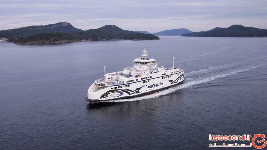 Vancouver Ferries، ونکوور