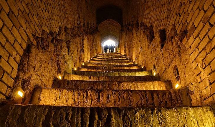 قنات زارچ، طولانی ترین قنات جهان در یزد