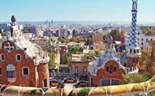 سفرنامه ی شهر آبی اناریهای اسپانیا