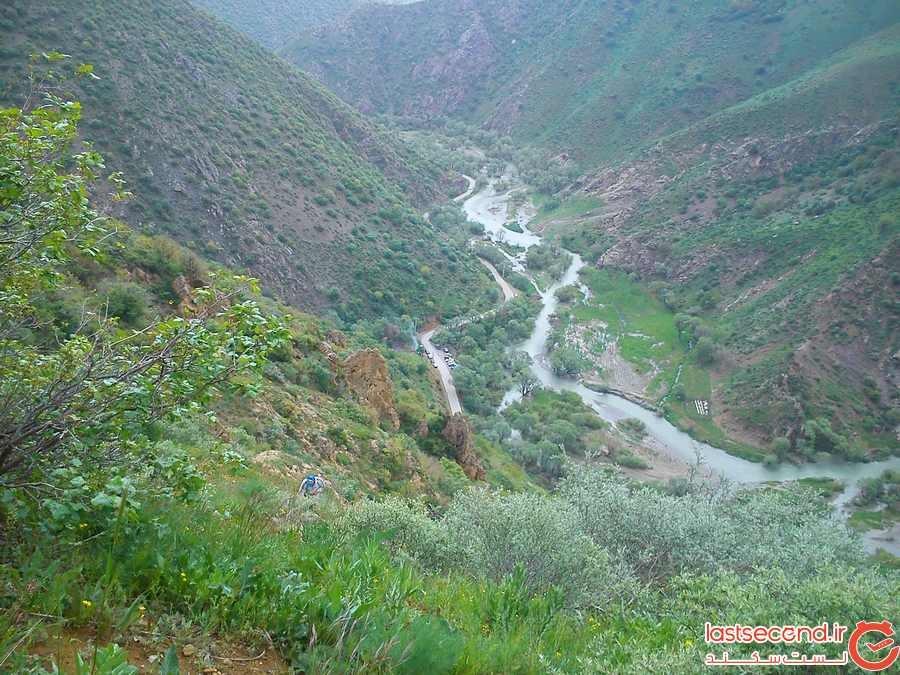 دریاچه مارمیشو، دریاچه ای ناشناخته در ارومیه