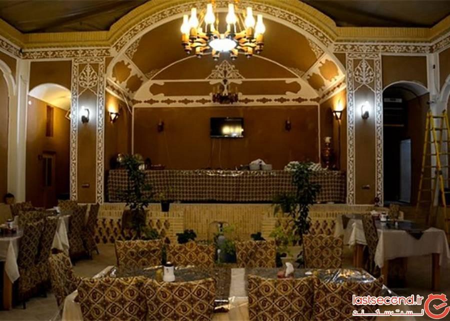 رستوران سنتی خوان دوحد یزد