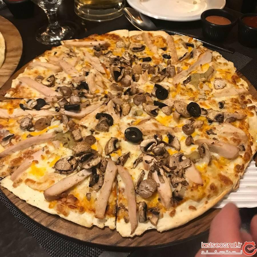 رستوران سزار یزد