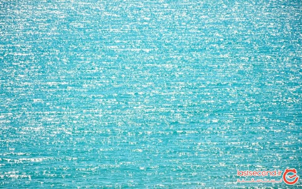دریای نیلگون عمان