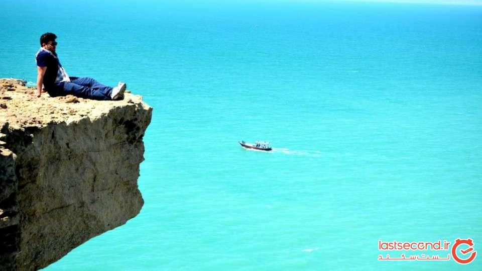 پرتگاهی در ساحل بریس