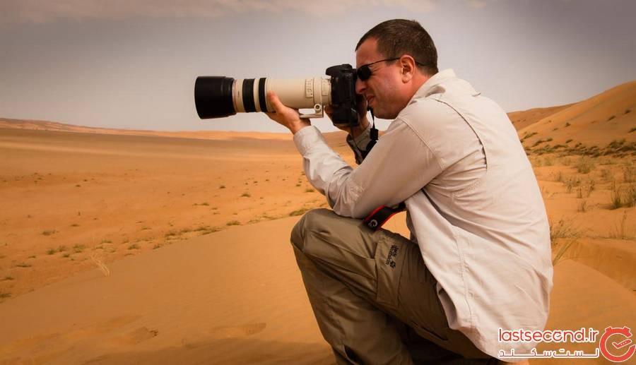 نظرات ژیل باربیر، توریست فرانسوی دربارهی سفرش به ایران