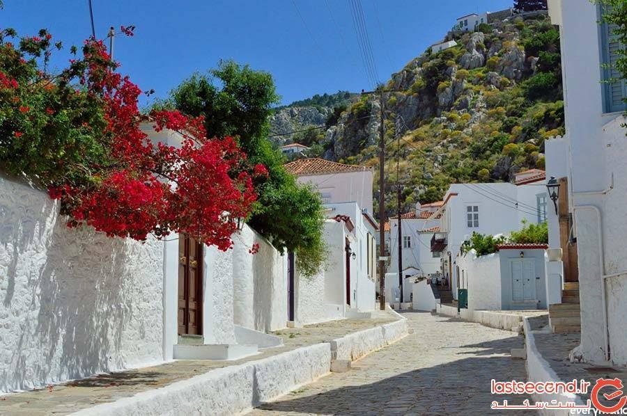 جزیره هیدرا (Hydra)، یونان