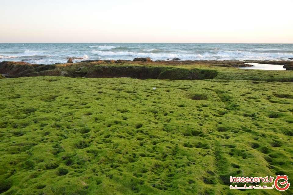 ساحل زیبای چابهار