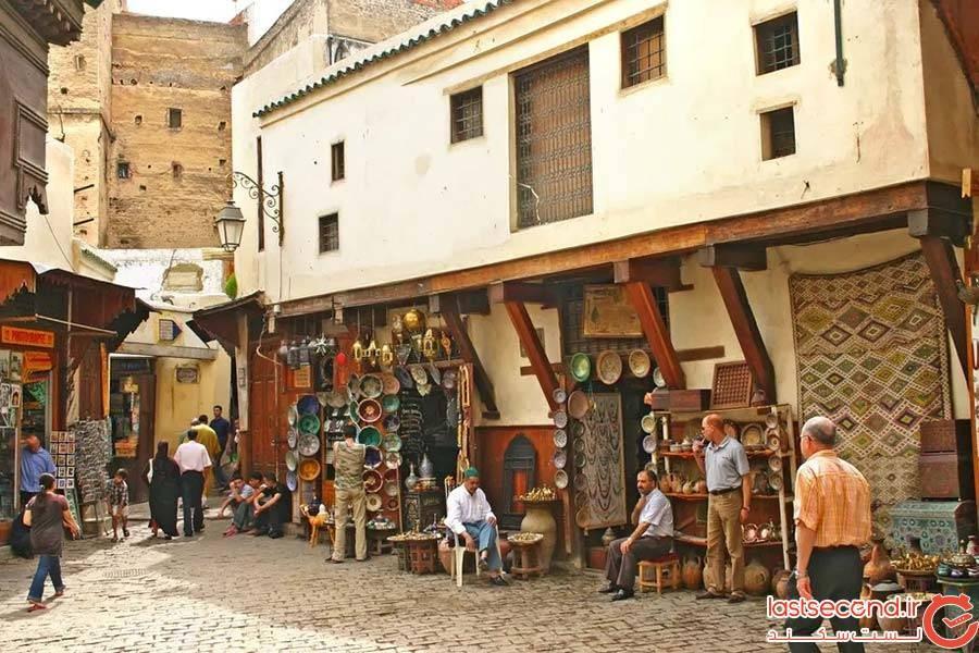 فاس البالی، مراکش