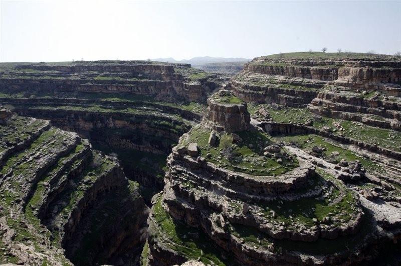 دره ویژدرون ، واقعیت خیالی ایلام
