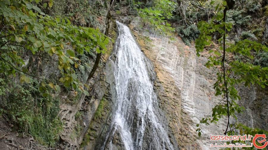 آبشار Yeddi Gozel