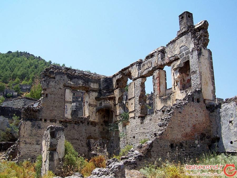 کایاتوی، جنوب غربی ترکیه