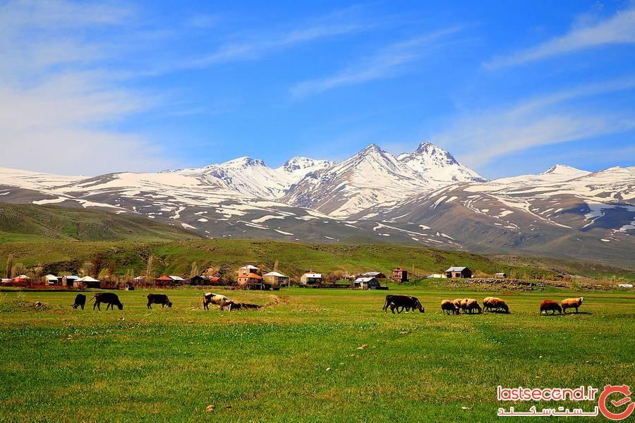کوهستان ارمنستان