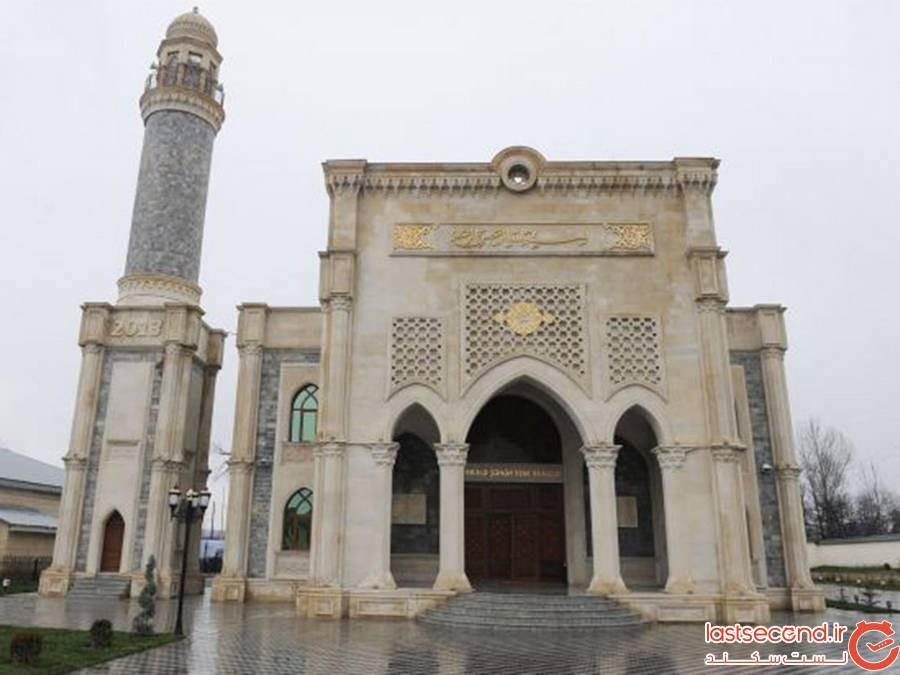 مسجد شهر قبله