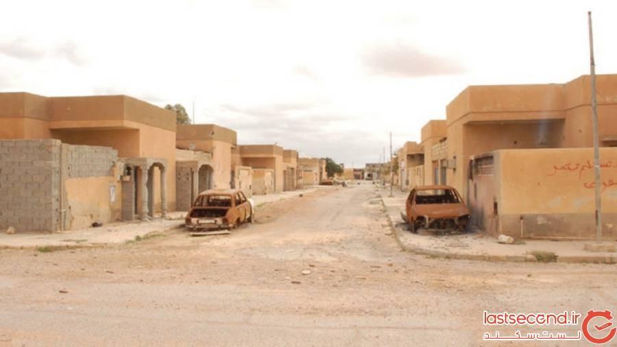 تاورغا، لیبی