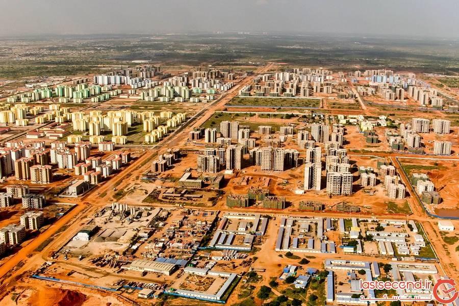 کیلامبا، آنگولا