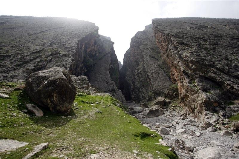 دره ویژدرون