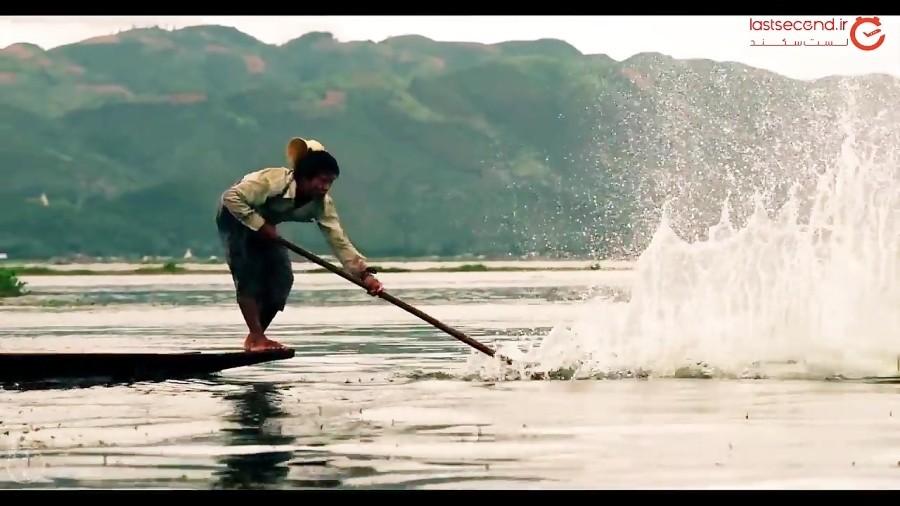 زیبایی های کشور شگفت انگیز میانمار