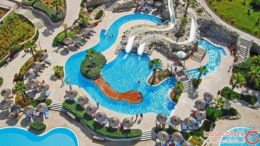 پارک آبی Oasis