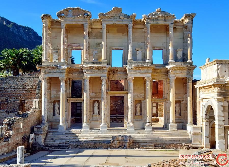 شهر افسوس ترکیه