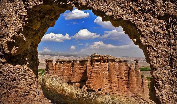 هودوهای جن و پری در زنجان