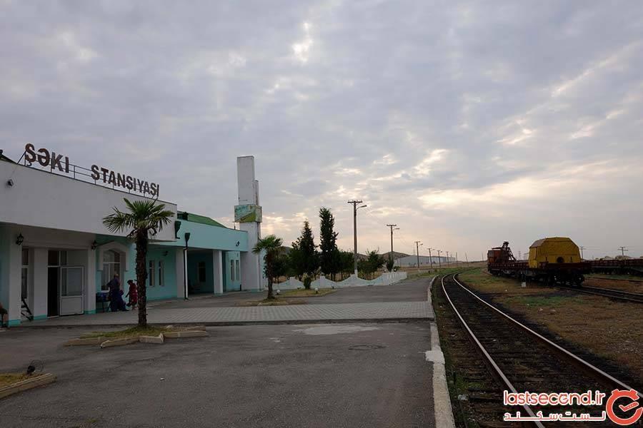 قیمت بلیط سفر با قطار در آذربایجان