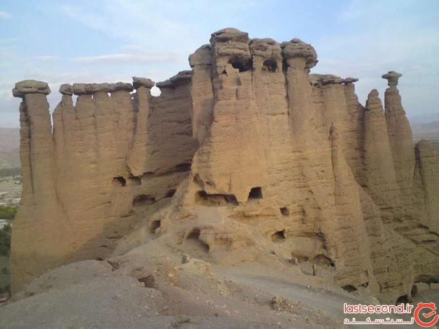 هودوهای زنجان