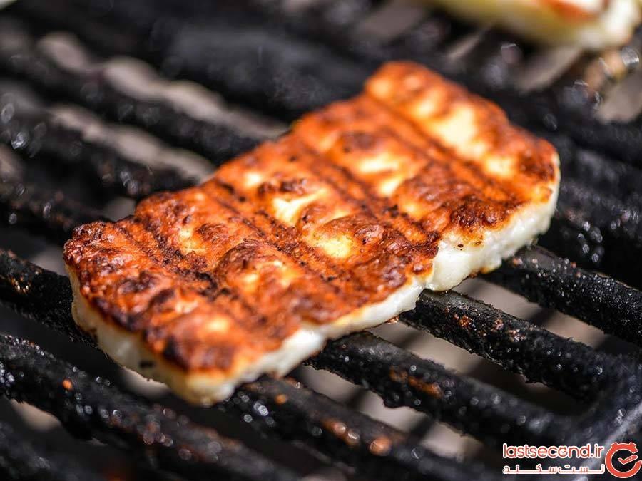 پنیر کبابی یا حلومی