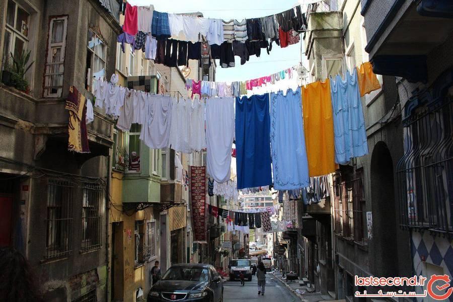 کوچههای استانبول