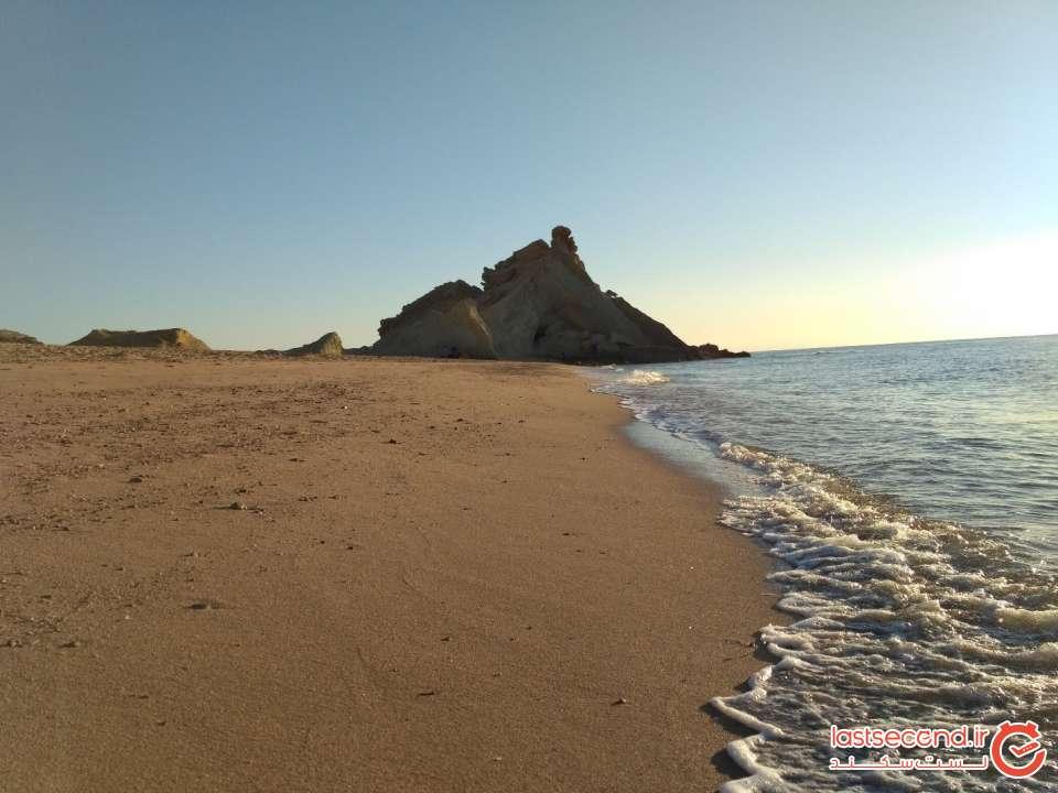ساحل محیط زیست - محل کمپینگ