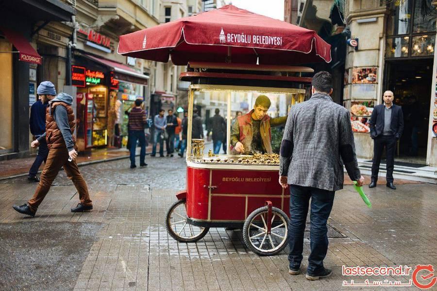 مردم استانبول