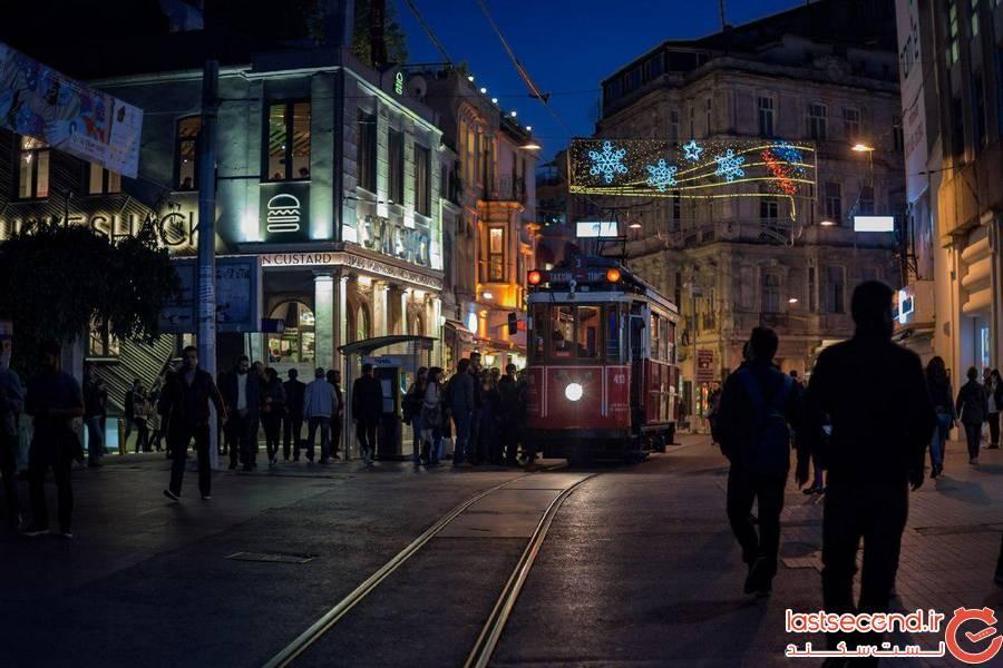 وسایل نقلیه در استانبول