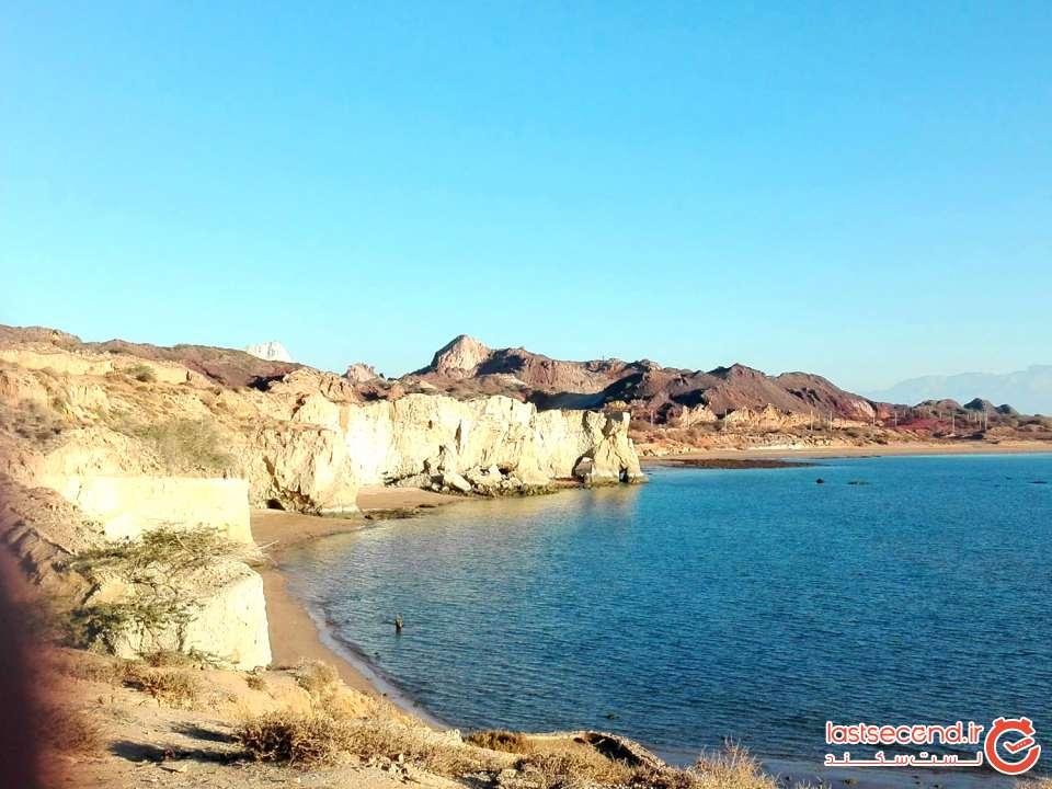 ساحل محیط زیست هرمز